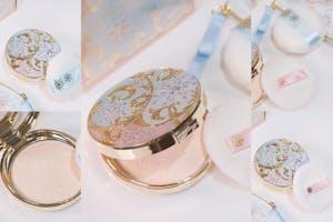 蜜粉餅推薦-心機彩粧夢幻登場的Snow Beauty雪花香氛魔法盒,2021陪你一起漫步在巴黎|小編實測