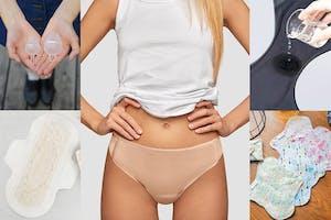 月亮褲、月亮杯、月經褲子是什麼?月經褲衛生棉怎麼選?8款功能比較PK表看這裡!